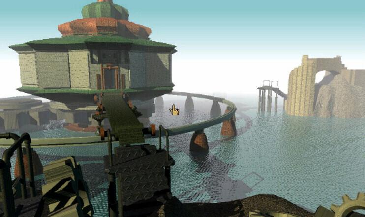 Retrostelussa Myst – aikansa myydyin pc-peli oli CD-asemien pelastaja