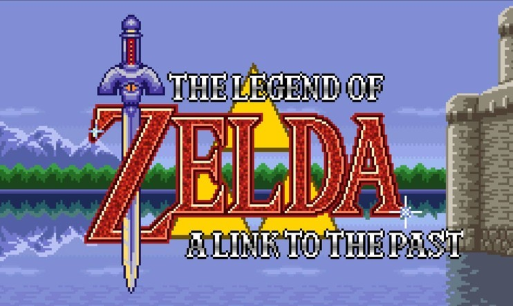 Retrostelussa The Legend of Zelda: A Link to the Past