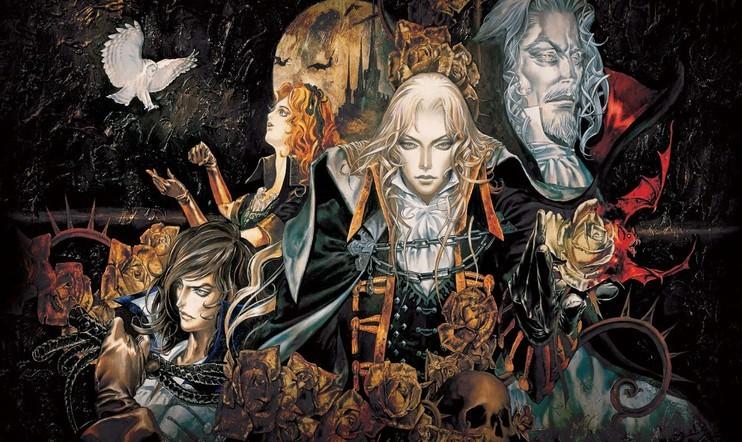 Retrostelussa Castlevania: Symphony of the Night