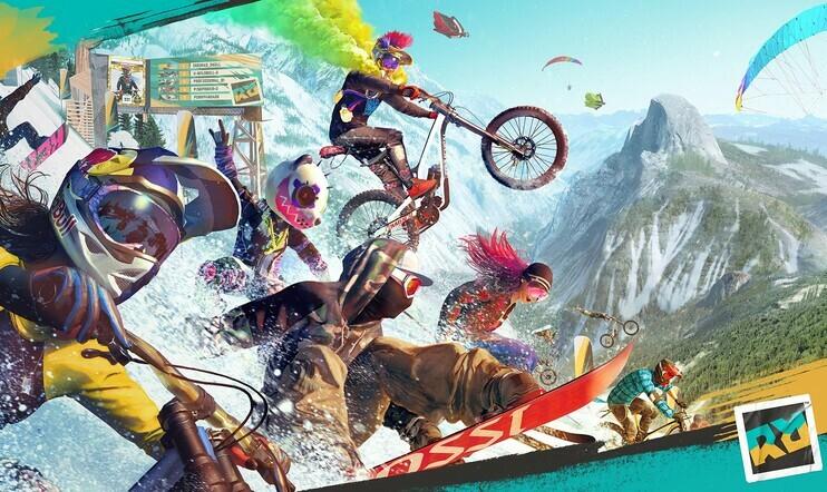 Riders Republicista saatiin uutta pelikuvaa – avoimen maailman extreme-urheilu saapuu syksyllä