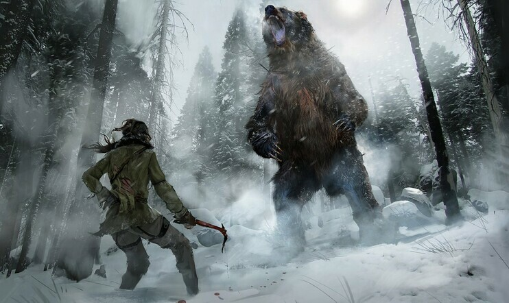 PlayStation Plus, Rise of the Tomb Raider, PS Plus, Erica, 10 vuotta, Sony, PlayStation,