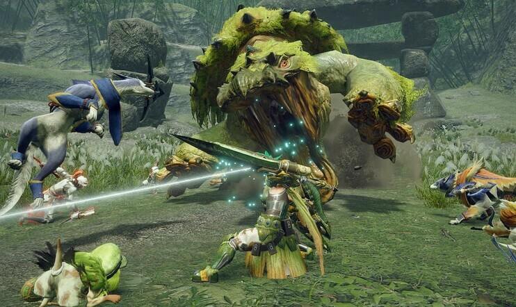 Monster Hunter, Monster Hunter Rise, Capcom, pc