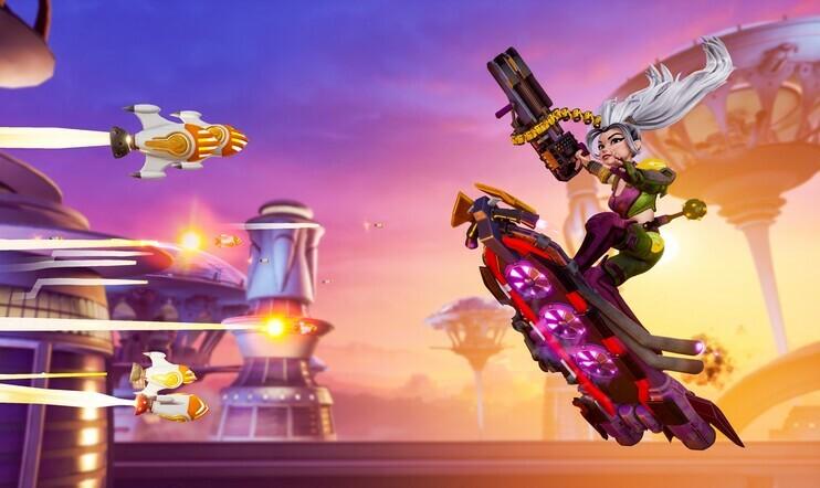 Rocket Arena, EA Originals, Final Strike Games, julkaisupäivä