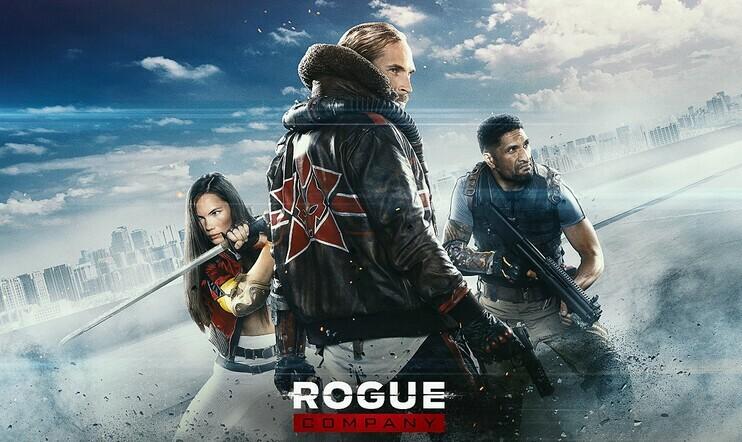 Rogue Company, Hi-Rez Studios, Paladins, Smite, pvp,