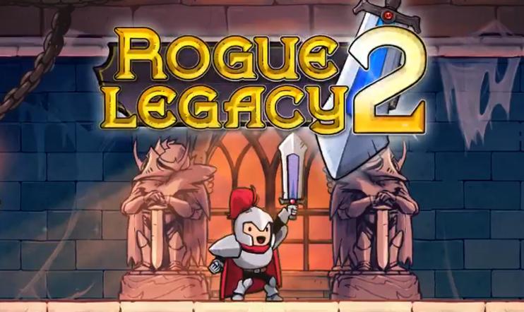 Rogue Legacy 2, Rogue Legacy, Cellar Door Games, 2020