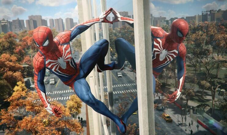 Spider-Man, Miles Morales, Performance RT, Insomniac Games, grafiikkatila,