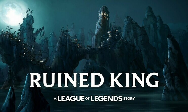 Riot Forge, CONV/RGENCE: A League of Legends Story, CONV/RGENCE, A League of Legends Story, Ruined King: A League of Legends Story, Ruined King, League of Legends, Riot Games