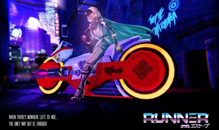 Runner, VR