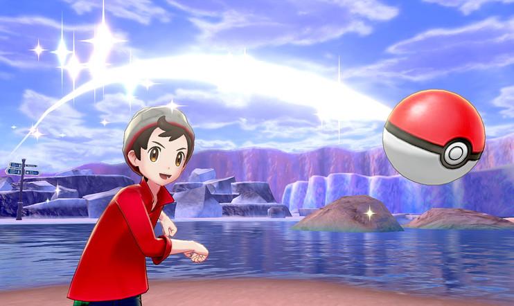 Pokemon Sword, Pokemon Shield