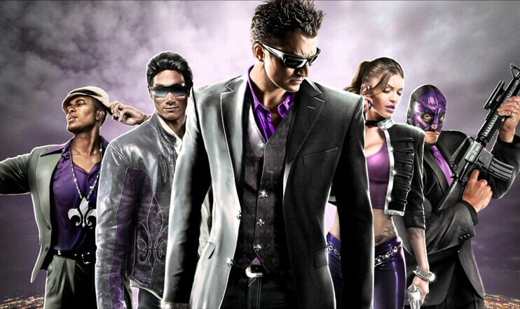 Saints Row, Volition, Koch Media, THQ Nordic AB