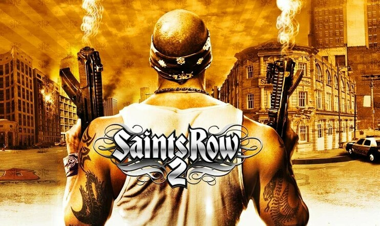 Saints Row 2, pc, Volition, CD Projekt,