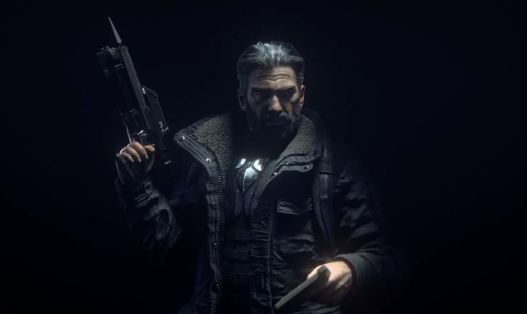 Splinter Cell -pelisarjasta tuttu Sam Fisher liittyy Rainbow-erikoisjoukkoihin.