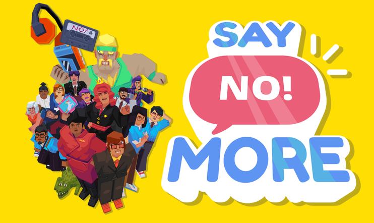 Say No! More!, Thunderful, Studio Fizbin, indie