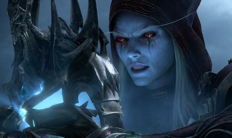 World of Warcraft: Shadowlands, World of Warcraft, Shadowlands, Blizzard, WoW, Blizzard Entertainment, MMO