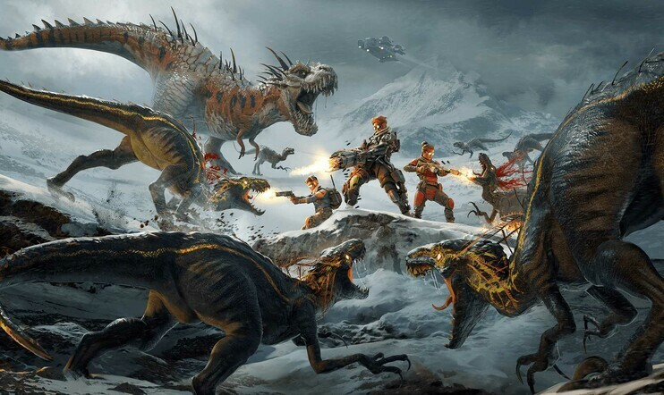 Second Extinction, Systemic Reaction, Just Cause, Avalanche Studios, Series X, Xbox,