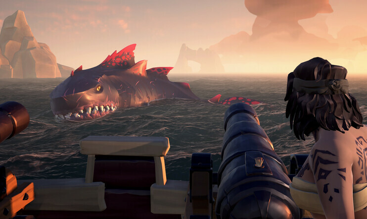 Sea of Thieves, Rare, Xbox Game Studios, merirosvo