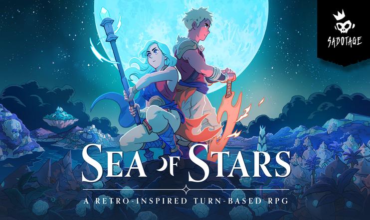 Sea of Starsissa, Chrono Trigger, Sabotage, Sabotage Studios