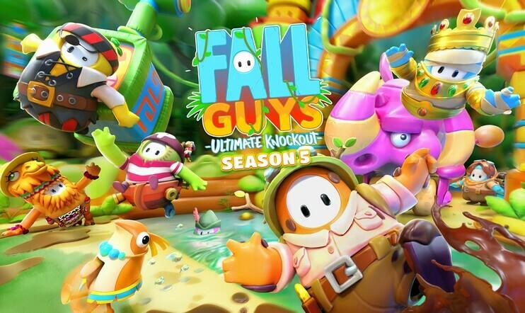 Fall Guys, Ultimate Knockout, Devolver Digital, Mediatonic,