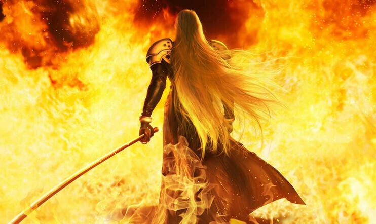 Final Fantasy VII Remake, Final Fantasy VII, remake, final fantasy, demo, square enix, vuoto