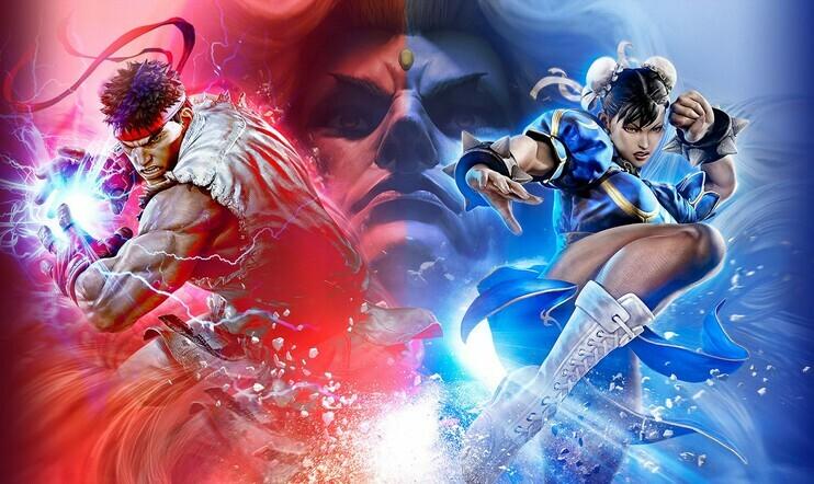 Street Fighter V, Street Fighter, Capcom