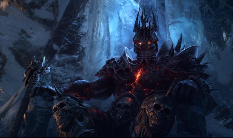 World of Warcraft: Shadowlands, Lich King, World of Warcraft, Shadowlands