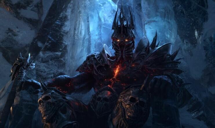 World of Warcraft, Shadowlands, Blizzard, Blizzard Entertainment, myynnit