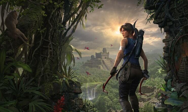 Tomb Raider, Lara Croft, tv-sarja, Netflix,