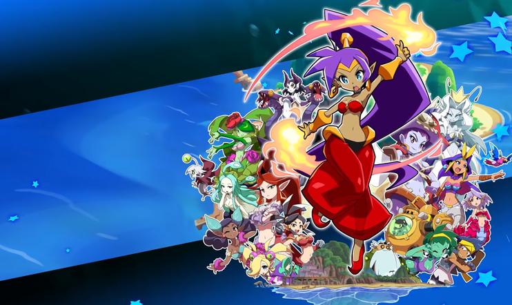 Shantae, Seven Sirens, Shantae and the Seven Sirens, julkaisupäivä, 28. toukokuuta, Wayforward, Wayforward Technologies