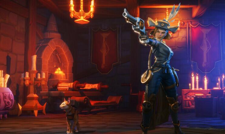 Torchlight III, Torchlight 3, Echtra Games, Perfect World Entertainment