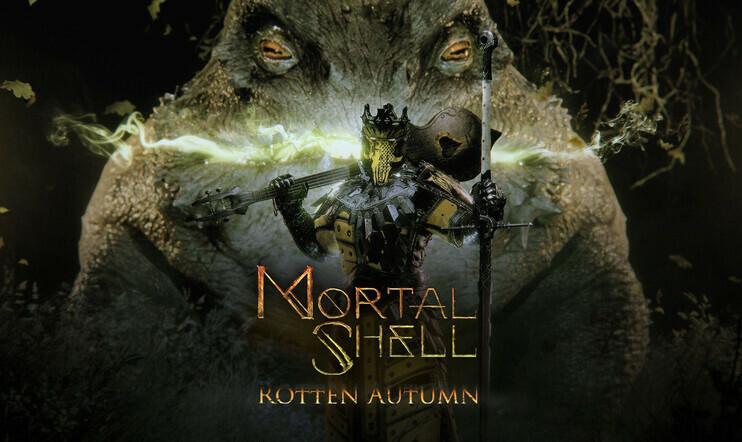 Mortal Shell, Rotten Autumn, PlayStack, Rotting Christ, Dark Souls, Cold Symmetry