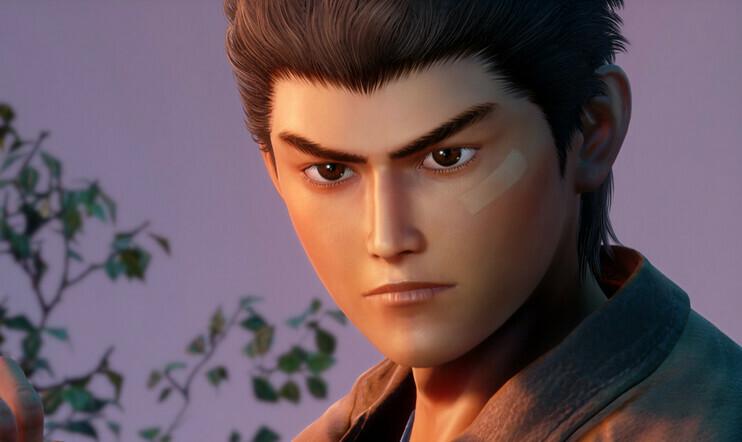 Shenmue III -traileri Gamescom 2019