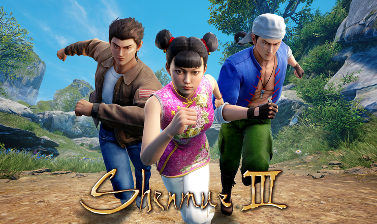 Shenmue, Shenmue III, Battle Rally, Deep Silver, Ys Net