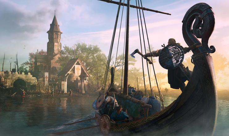 Assassin's Creed Valhalla, Assassin's Creed, Ubisoft, pelikuva, julkaisupäivä, PS5, XSX, Xbox Series X, PlayStation 5,