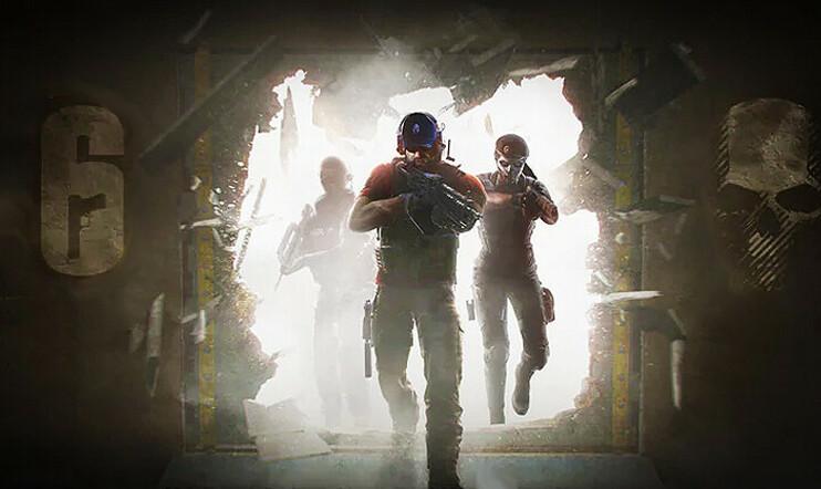 Rainbow Six Siege, Ubisoft