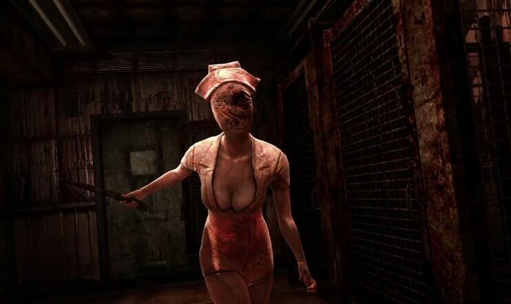Silent Hill, Konami