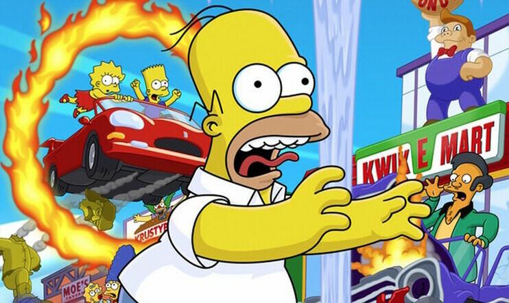 The Simpsons: Hit & Run, uusioversio, Reuben Ward, Unreal Engine 5, Unreal Engine, pelinkehitys, faniprojekti,
