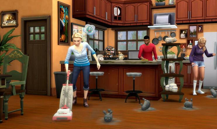 The Sims 4 lanseerasi minikokoiset sisältöpaketit – luvassa vaatteita, huonekaluja ja imurointia