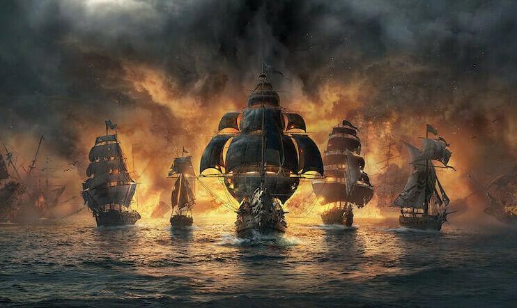 Ubisoftin piraattipeli Skull and Bones laitetaan uusiksi.