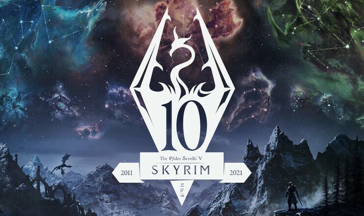 The Elder Scrolls V: Skyrim, The Elder Scrolls, skyrim, Anniversary Edition, Bethesda, anniversary, PS5, Xbox Series, PlayStation 5,