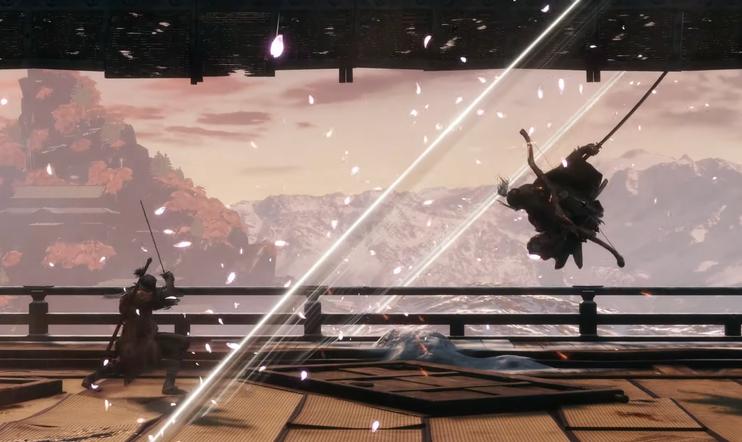 Sekiro: Shadows Die Twice, Game of The Year Edition, Sekiro, FromSoftware, Dark Souls, päivitys, Activision