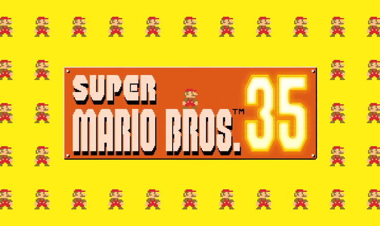 Super Mario Bros. 35, Super Mario Bros., Super Mario, Battle Royale, Nintendo, Switch