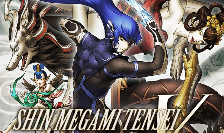 Shin Megami Tensei V, Atlus, JRPG, julkaisupäivä, Switch, Shin Megami Tensei, SMT, SMTV, SMT5, julkaisupäivä