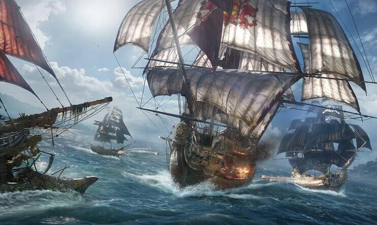 Skull & Bones -merirosvopeli lykkääntyy taas