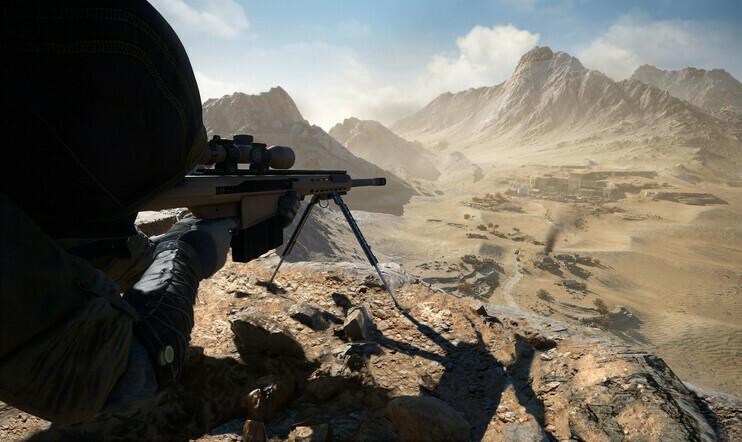 Sniper Ghost Warrior Contracts 2, PS5, playstation 5, sony, ci games, julkaisu, ongelma