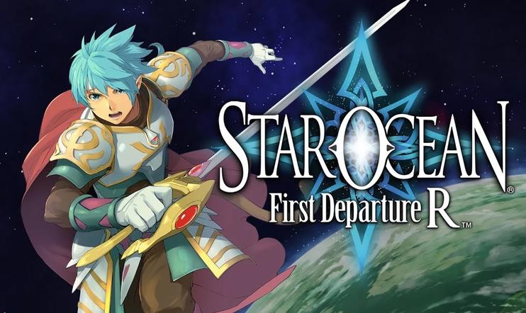 Star Ocean, First Departure R, julkaisupäivä, Tri-Ace, 5. joulukuuta, Square Enix,