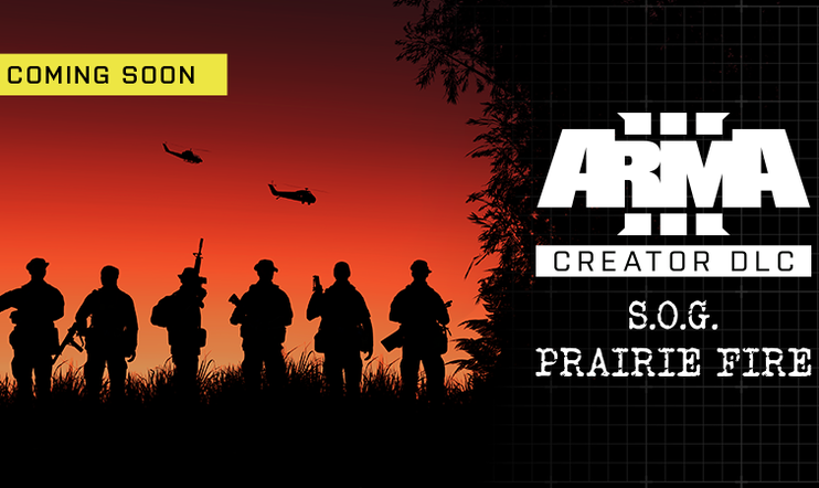 S.O.G. Prairie Fire, Arma, Arma 3, Savage Game Design, Bohemia Interactive