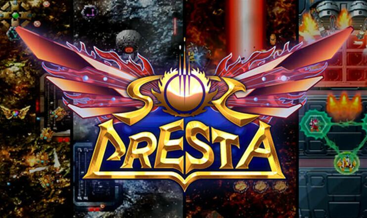 Sol Cresta, shmup, PlatinumGames, Hideki Kamiya, räiskintä, arcade,