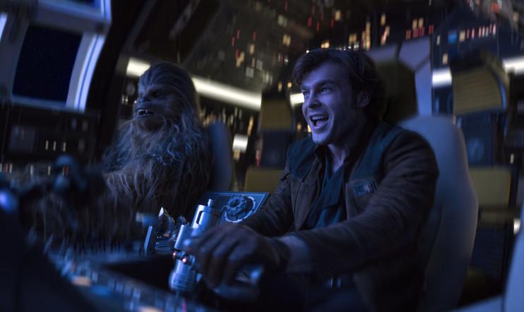 Viikonlopun kevennys: Tekikö parjattu Kinect Star Wars -biisi Han Solo -leffan trailerista juuri kauheamman... vai paremman?