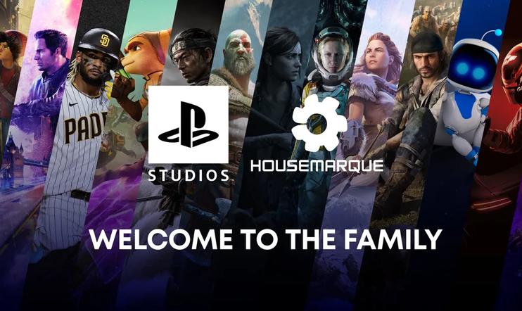 Housemarque, Super Stardust, Returnal, Sony, SIE, Sony Interactive Entertainment,