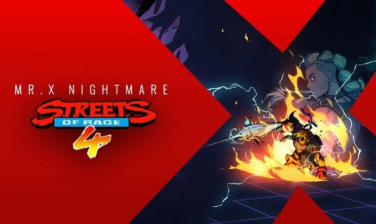 Streets of Rage 4, Streets of Rage, Sega, Dotemu, Guard Crush, Lizardcube, DLC, lisäsisältö,